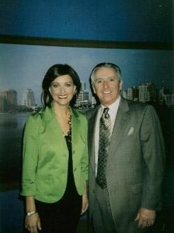 Joseph E. Meyer and Kristin Hoke of ABC News
